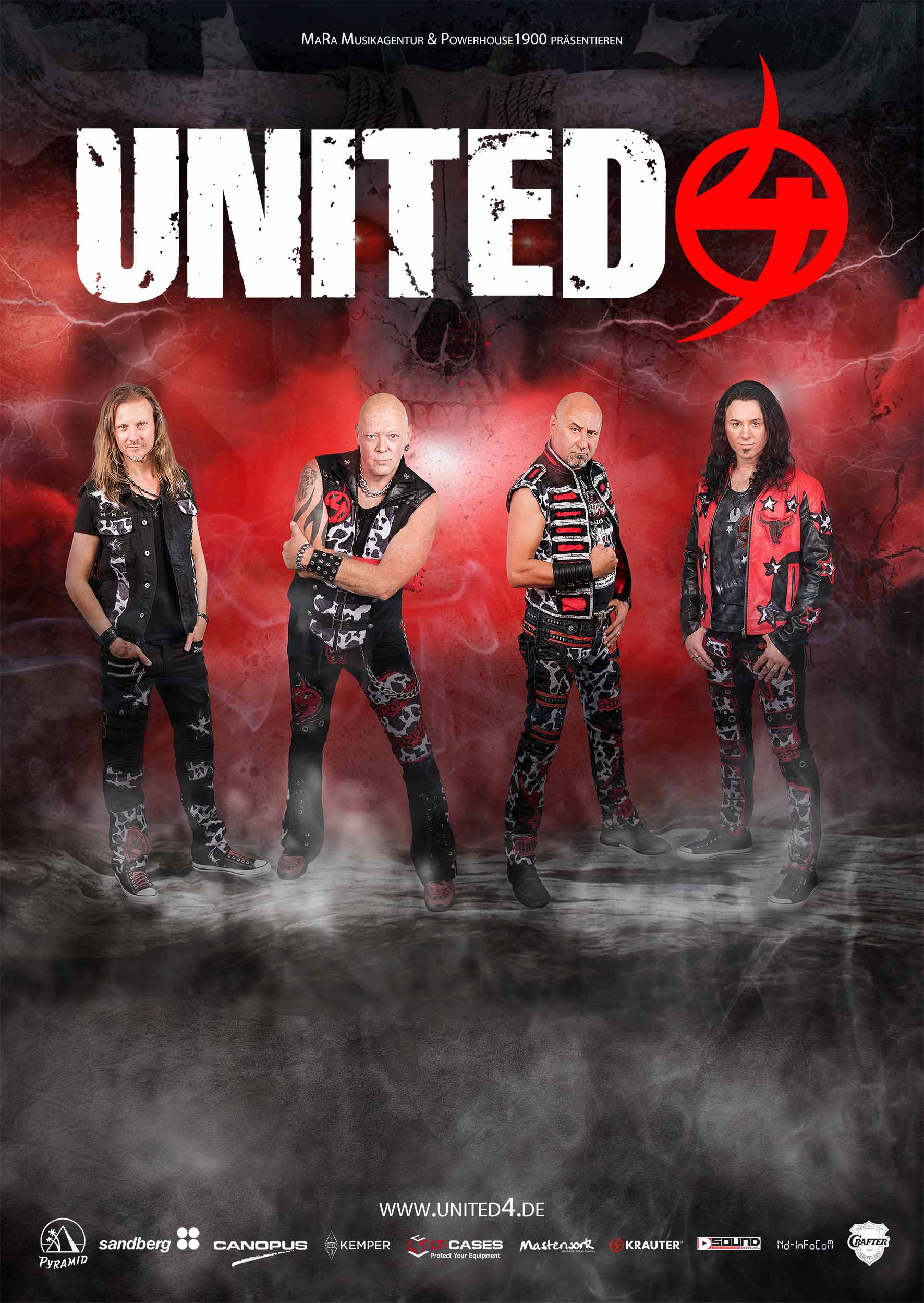 U4 Plakat + Sponsor